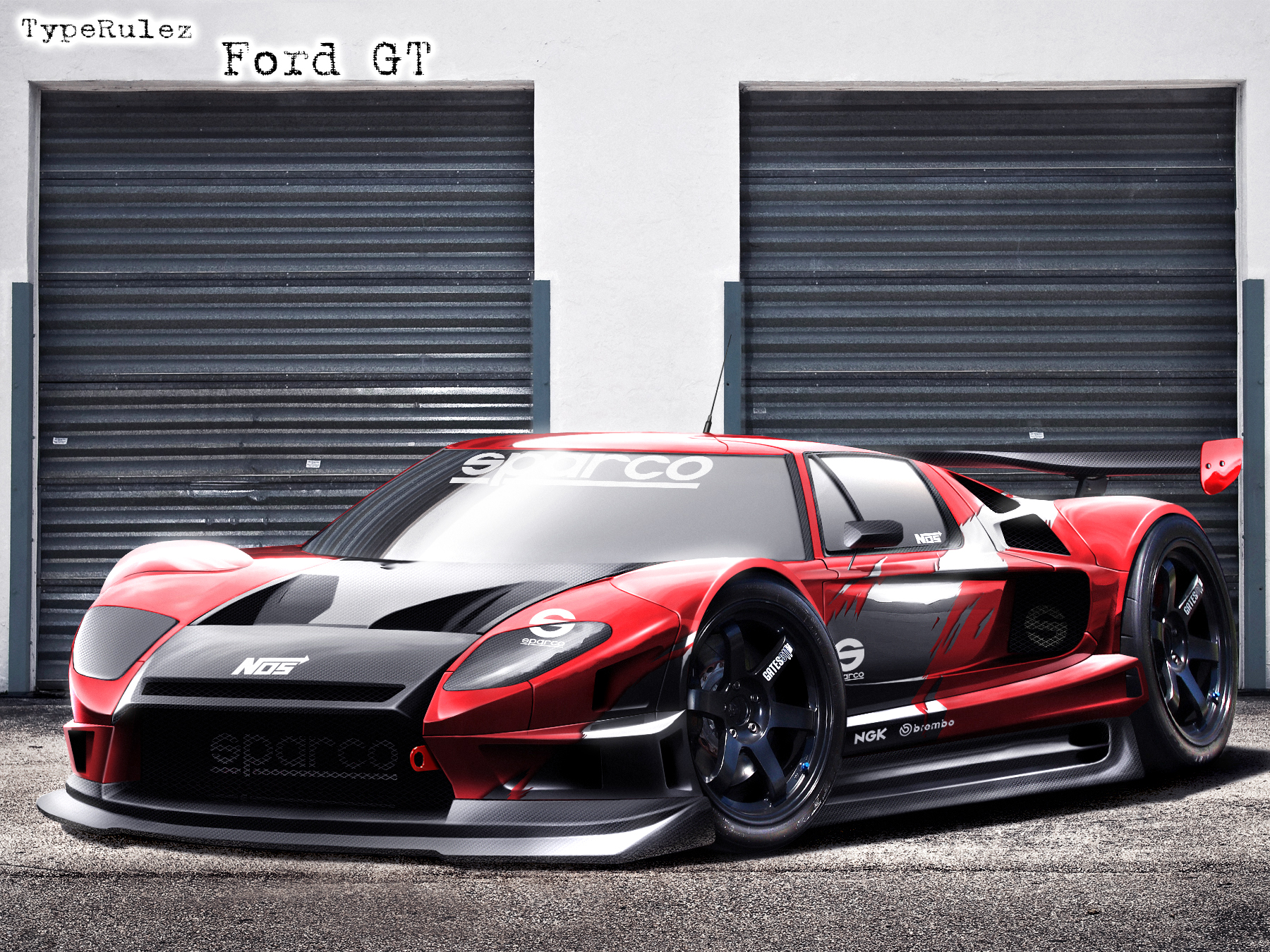 Free Download Ford Gt Track Hd Wallpaper Galerie Wallpapers For All