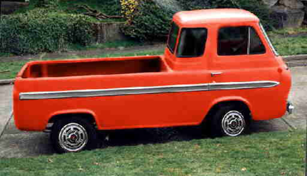 TopWorldAuto >> Photos of Ford Econoline - photo galleries