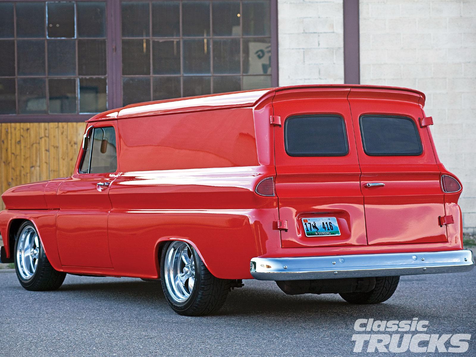 Topworldauto Gt Gt Photos Of Chevrolet Panel Truck Photo