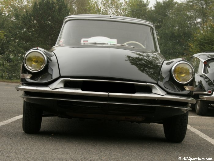 [Wallpapers Citroen DS 19 Prestige (1959) Avant]