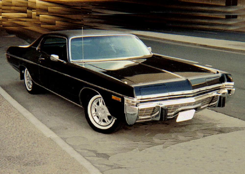 TopWorldAuto >> Photos of Dodge Monaco - photo galleries