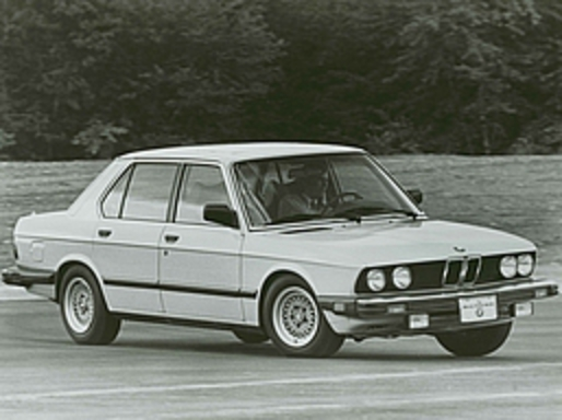 1982 BMW 528e: TUNING FOR EFFICIENCY