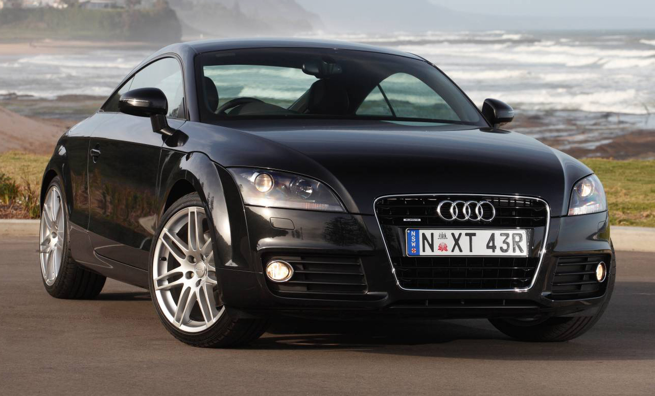 2011 Audi TT Roadster And Coupe Australian Pricing And ...