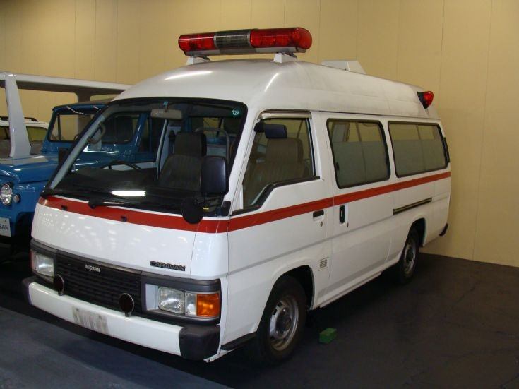 Nissan Ambulance — a model manufactured by Nissan.