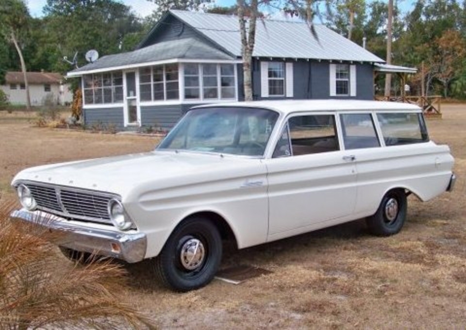 Related Stories. 1964 Ford Falcon 2-Door Wagon For Sale Front