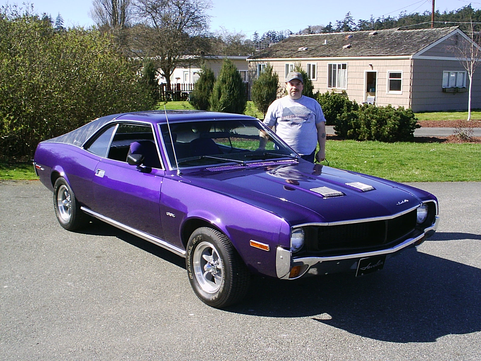 Ferguson Buick Gmc >> TopWorldAuto >> Photos of AMC Javelin - photo galleries