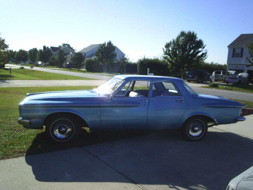 1962 Plymouth Savoy 4dr Family car 30 yrs 4 sale now! $6500 or best offer
