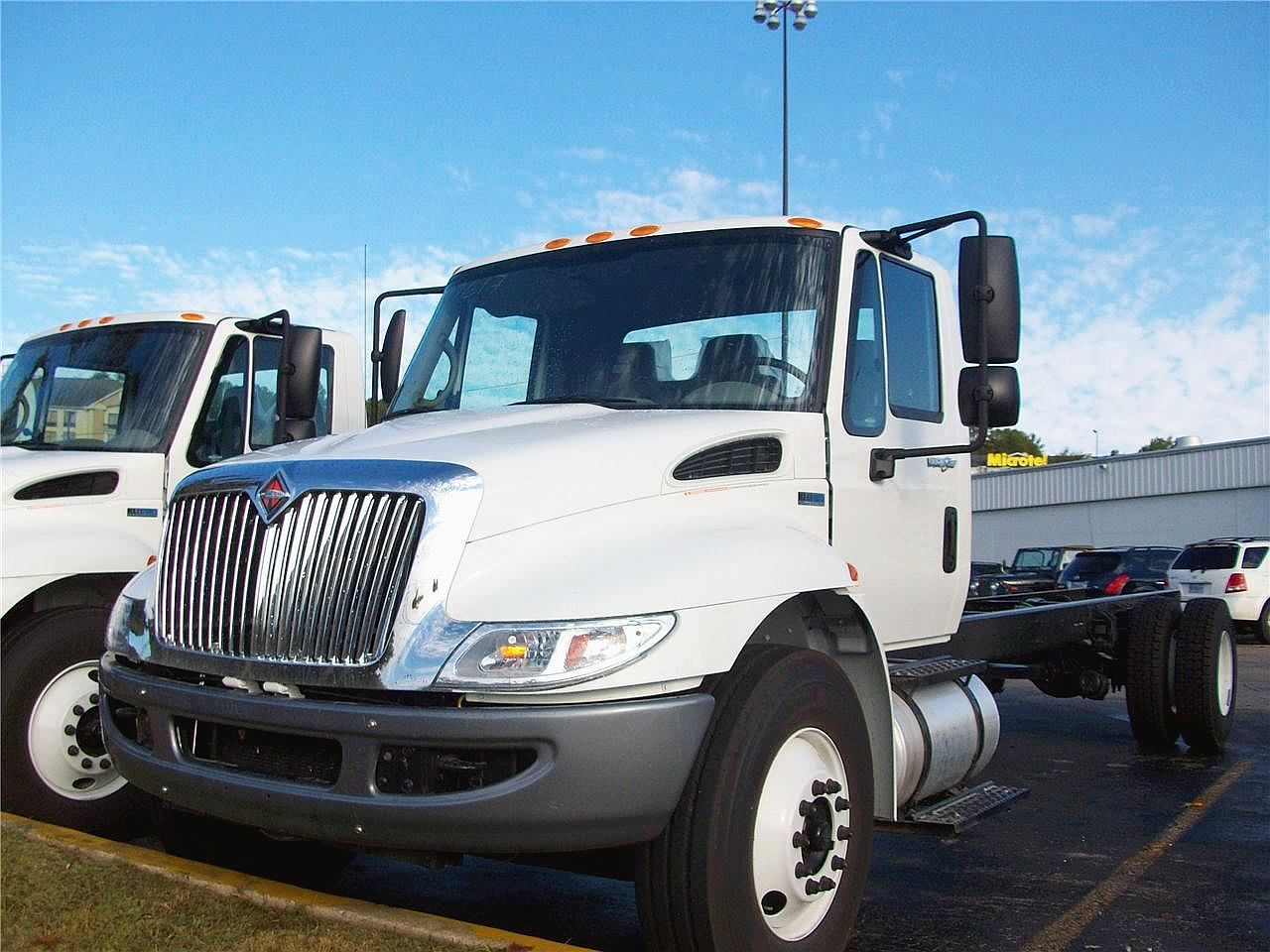 2013 International Durastar 4300 for sale - Page 1 | Payload Global
