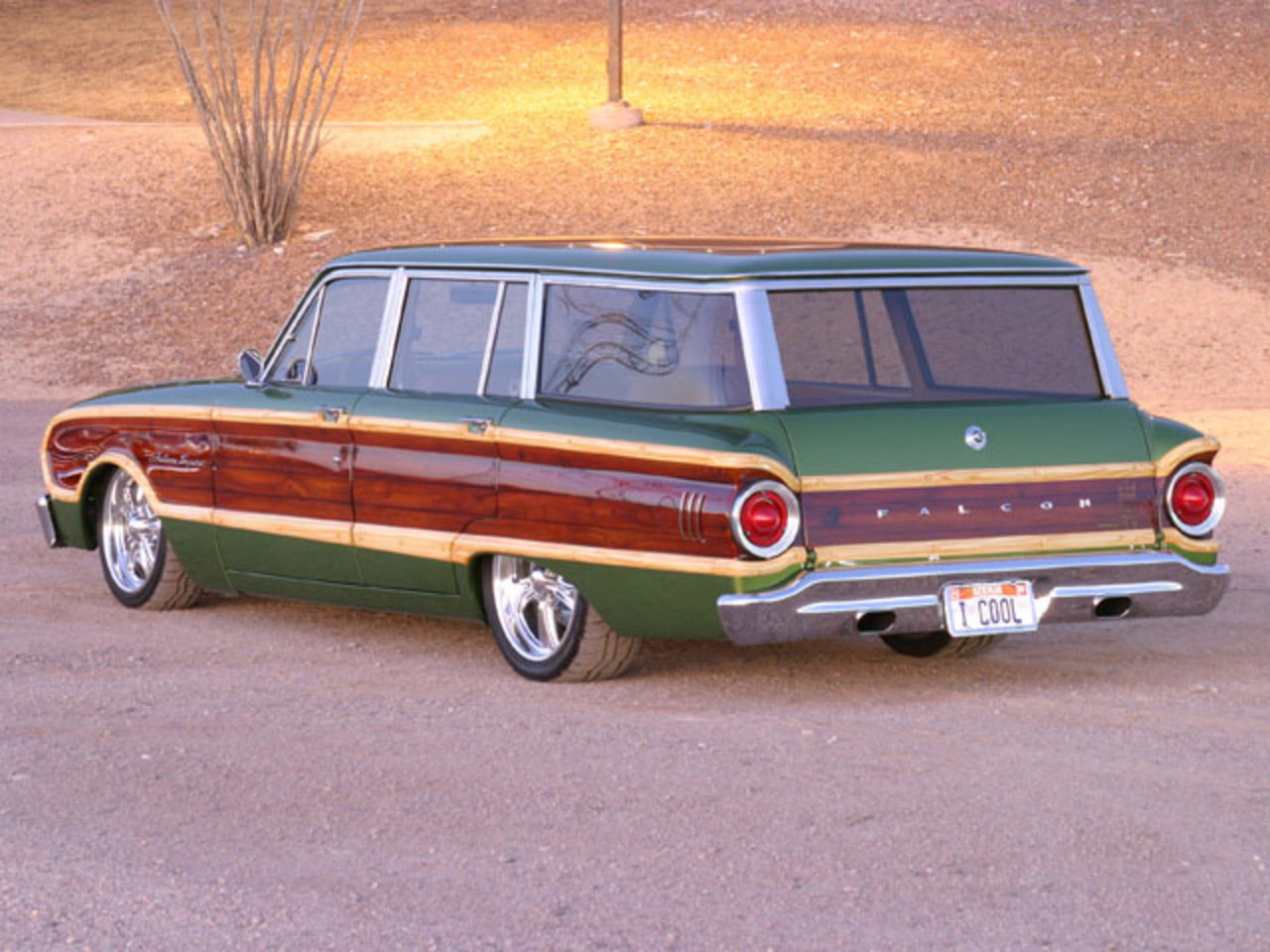 1963 Ford Falcon Wagon
