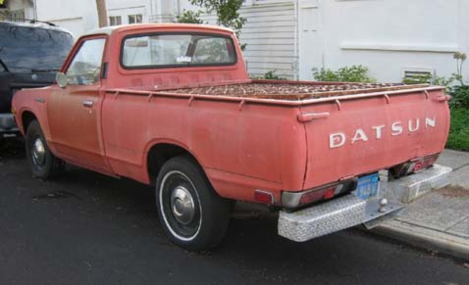 Datsun Pick-up. View Download Wallpaper. 478x291. Comments