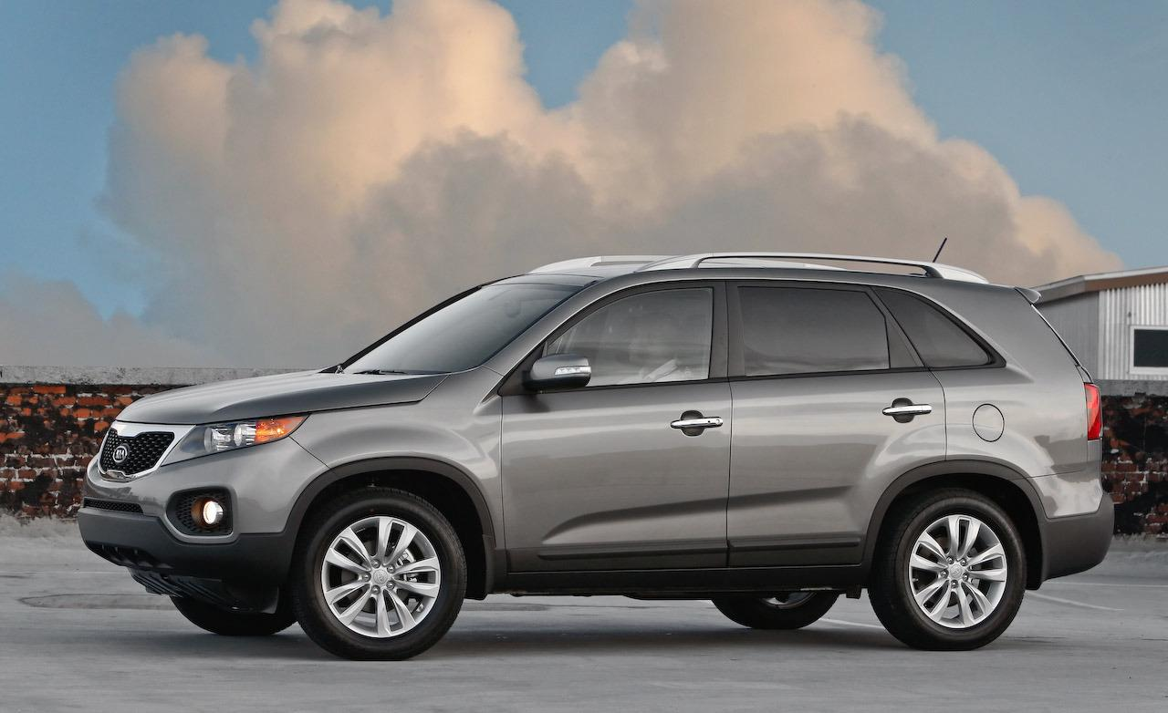 2011 Kia Sorento EX photo