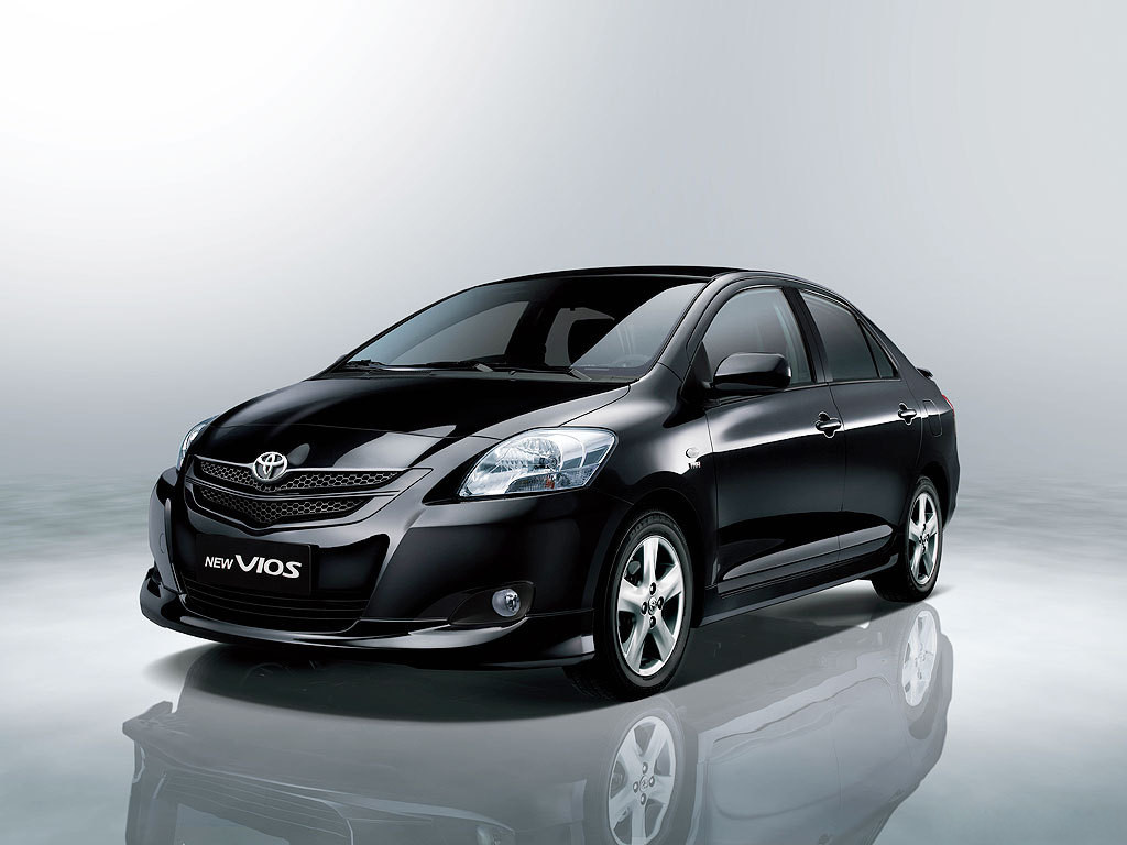 Toyota Vios. Car information will go here.