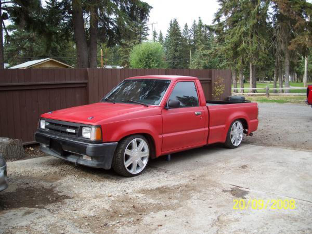 Mazda B2200 - huge collection of cars, auto news and reviews, car vitals,