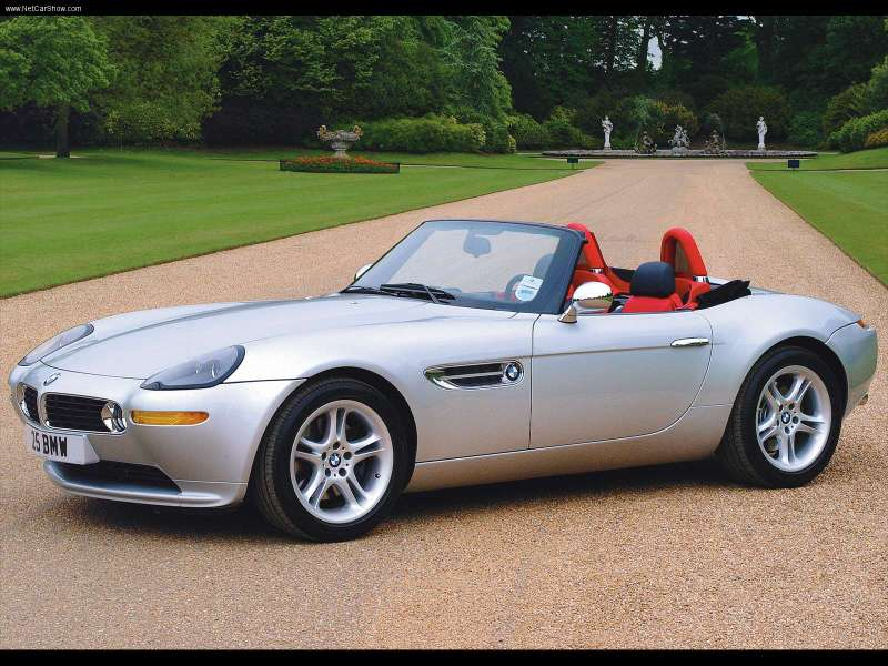 BMW Z8 2001 Wallpaper 11912 HD Wallpapers ID 20743
