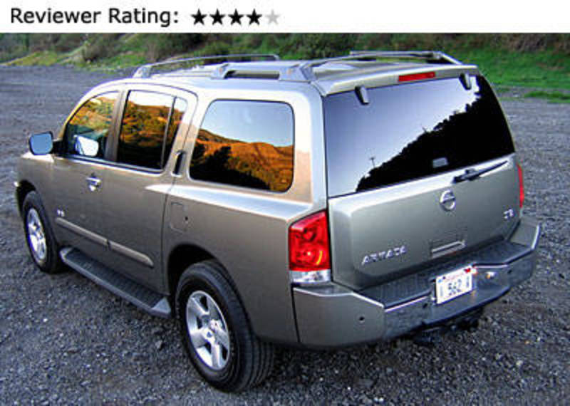 Introduction to the 2006 Nissan Armada SE 4x4