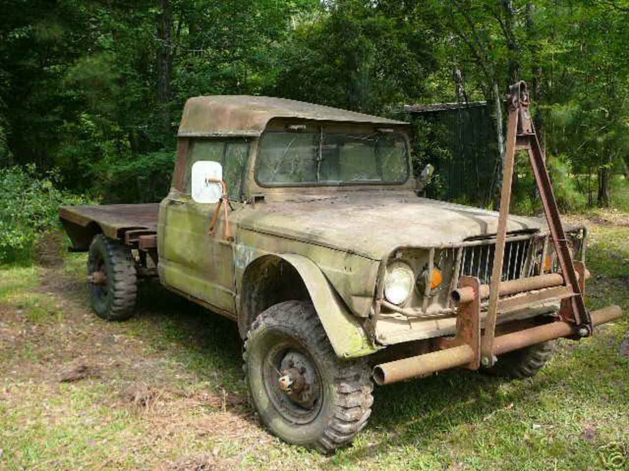 M715 Wiring Diagram Page 4 And Schematics M151 Source Kaiser Jeep