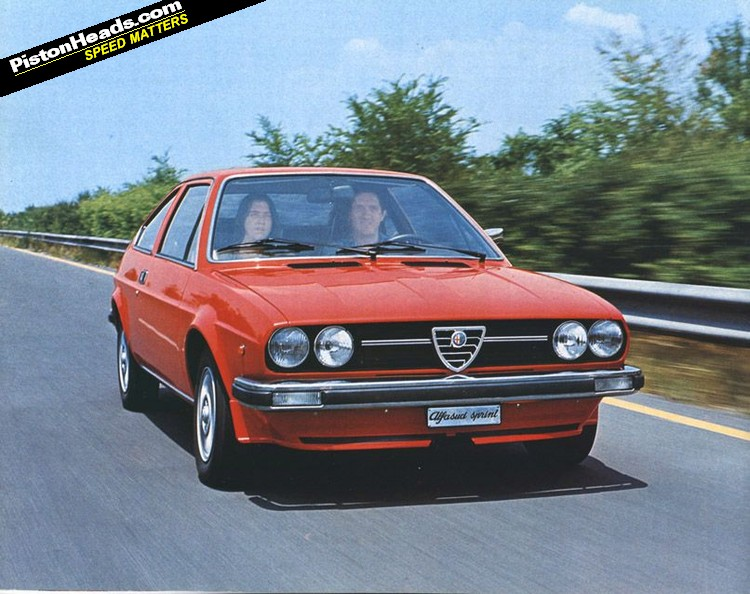 Alfa Romeo Alfasud L - cars catalog, specs, features, photos, videos,