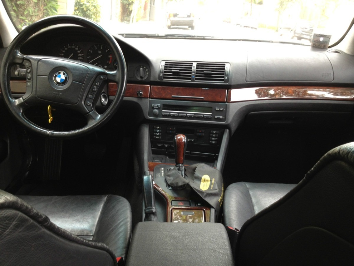 Bmw 540i 4.4 Protection Sedan V8 32v Gasolina 99