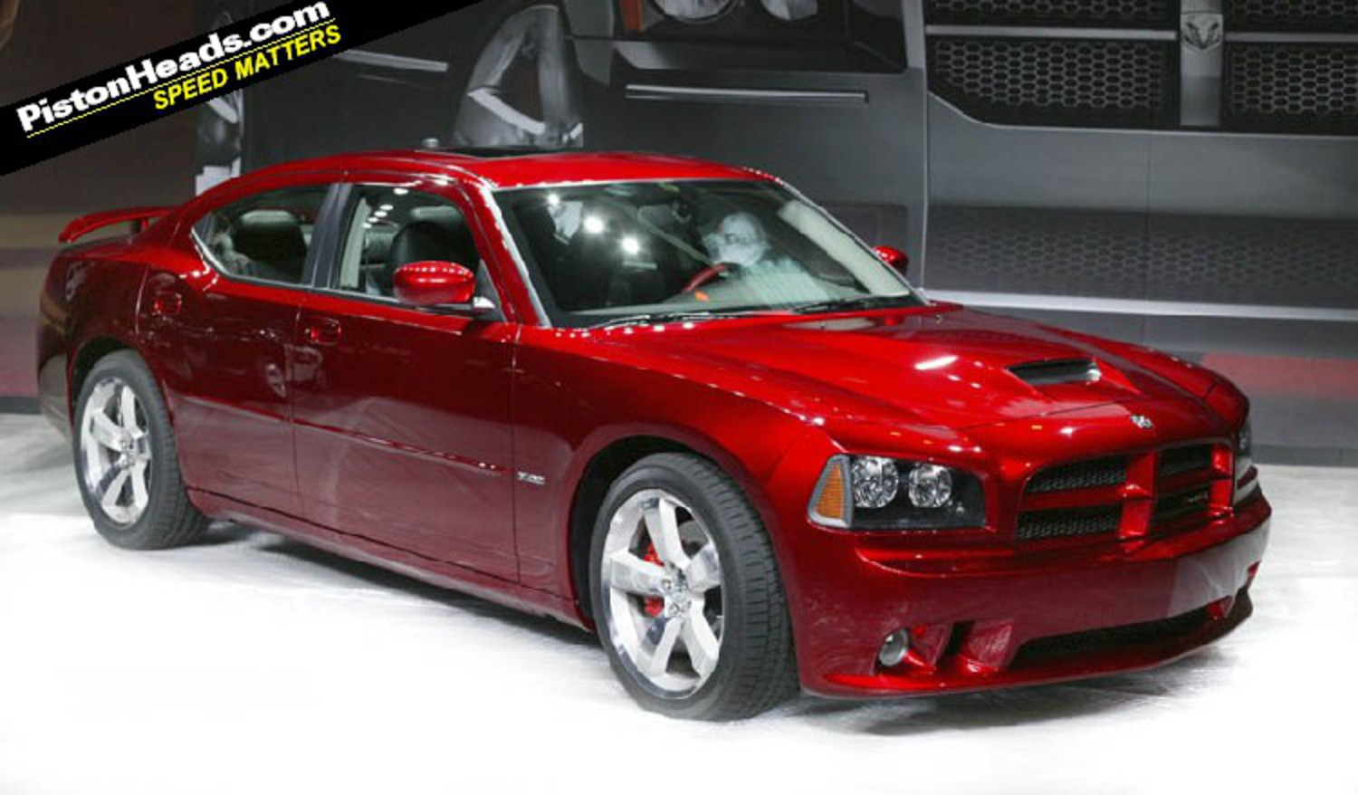 The Dodge Charger was reintroduced for 2006 with a limited production Dodge