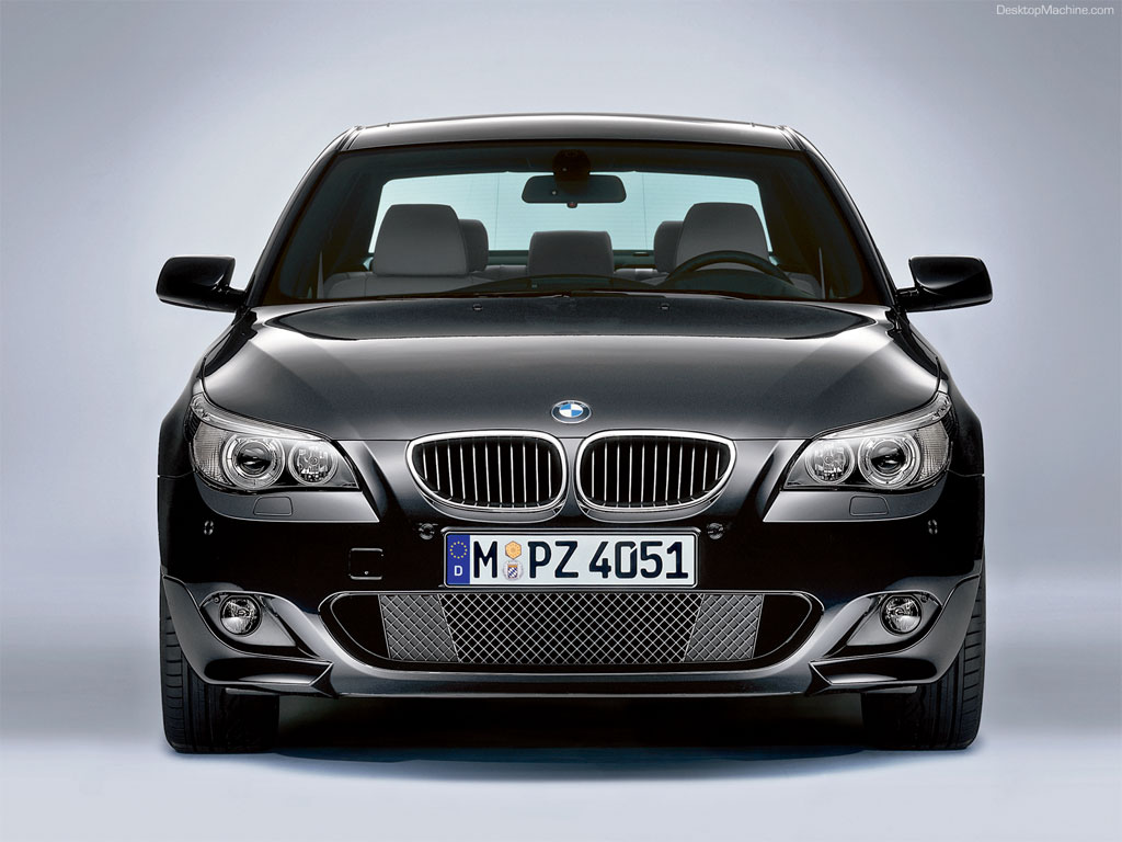 BMW 535d M-Package 1024 x 768 wallpaper