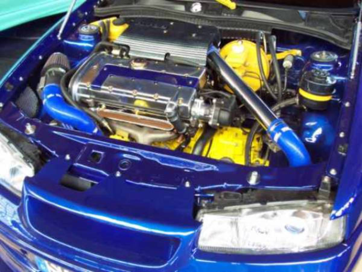 Opel Calibra turbo. View Download Wallpaper. 600x450. Comments
