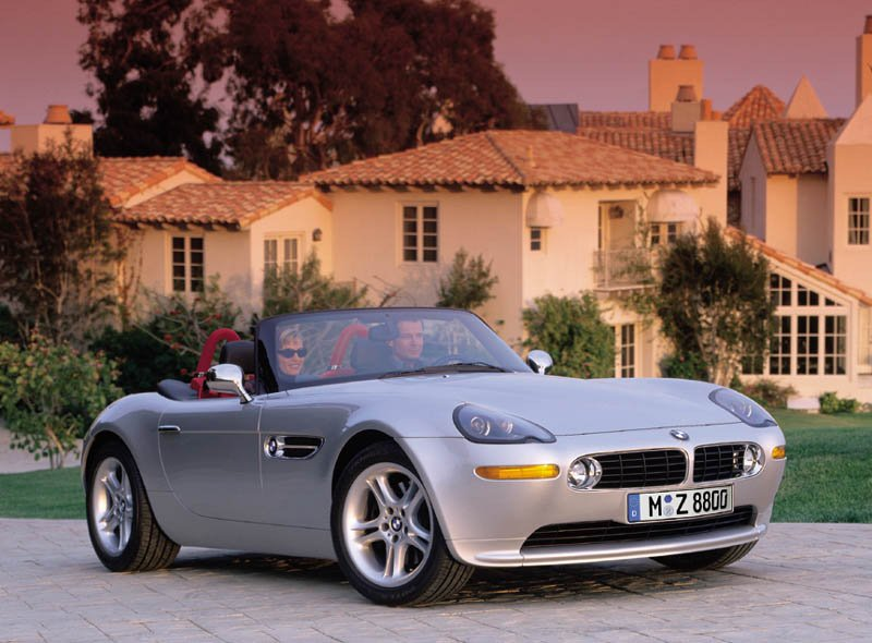 BMW 507. A lot of non-petrolheads think the Z8 is a follow-up to the Z3,