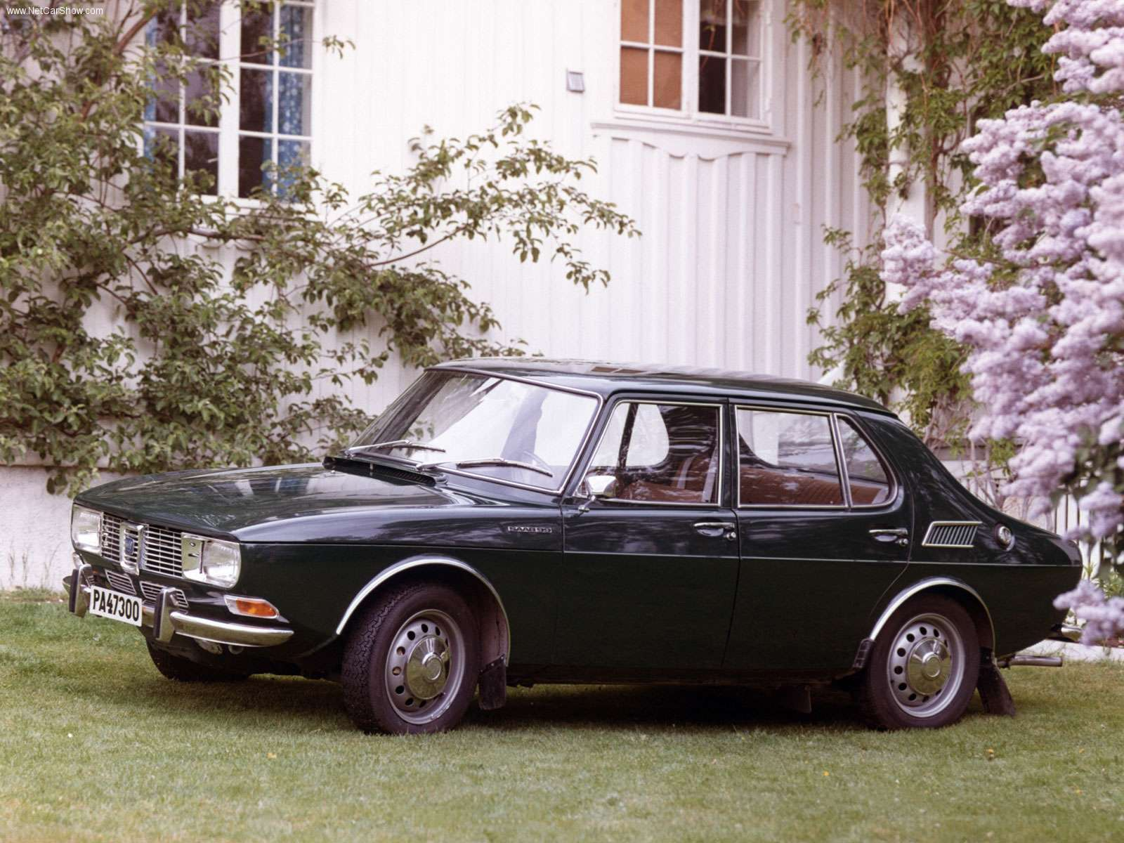 Legendary cars: Saab 99 (