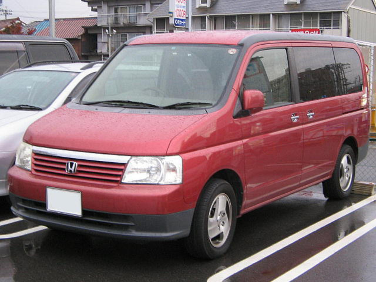 File:Honda-stepwgn 2nd-front.jpg. No higher resolution available.