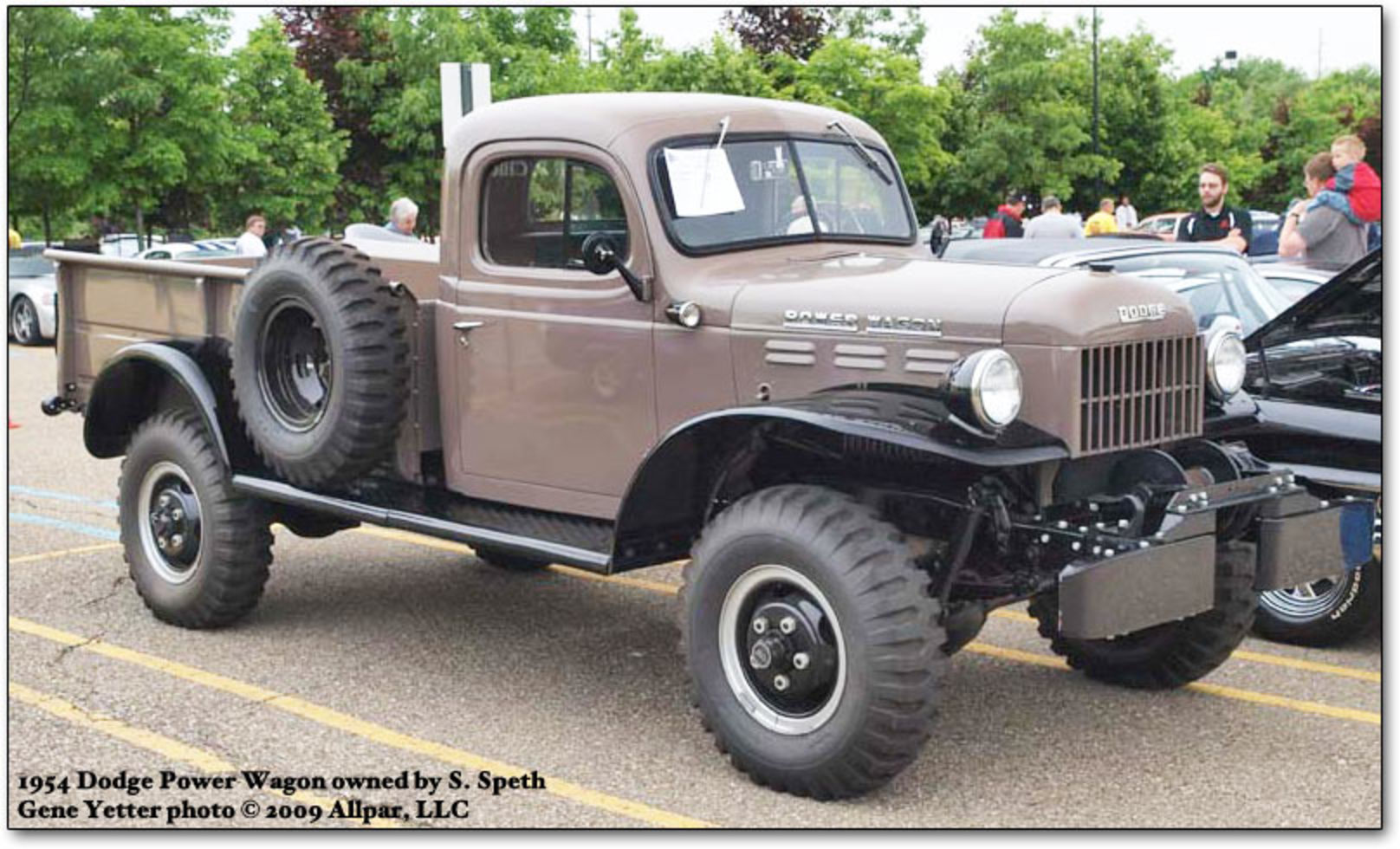 Topworldauto Photos Of Dodge Power Wagon Photo Galleries 1949 Crew Cab 1954 The 1960s Didn39t See Major Changes To