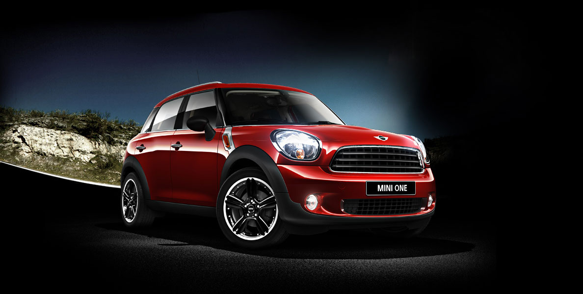 MINI UK – MODEL RANGE - COUNTRYMAN - MINI ONE