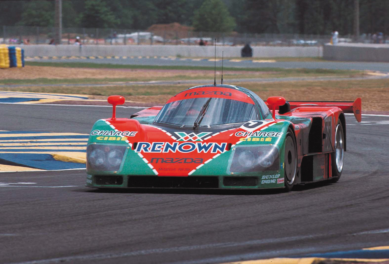 Mazda 787B image To this day, Mazda has been the only Japanese automaker to
