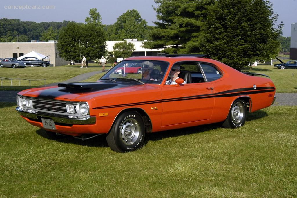 1972 Dodge Demon auction sales and data.