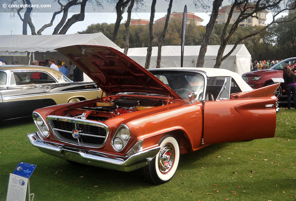 1961 Chrysler 300G Images, Information and History (300-G) | Conceptcarz.com
