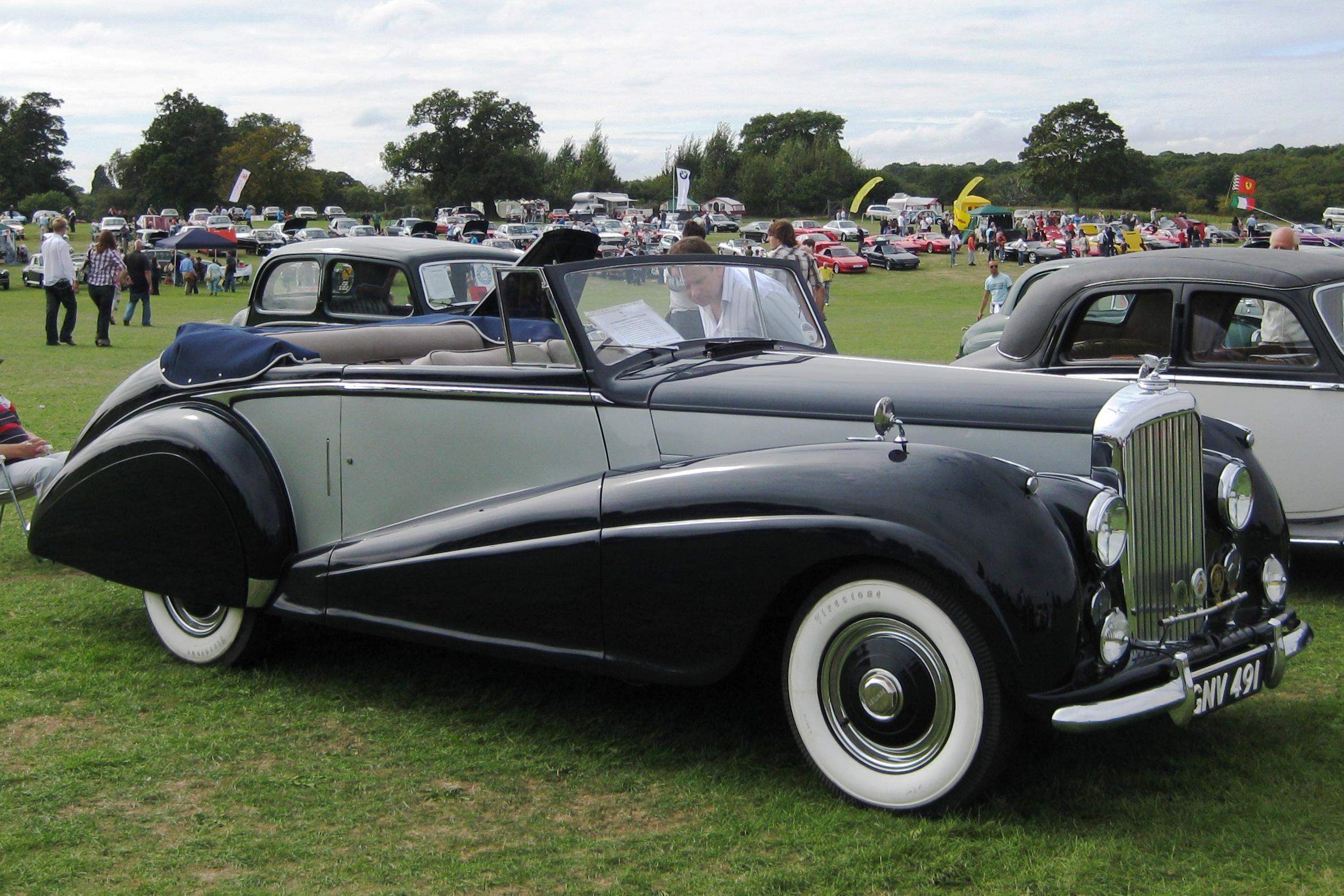TopWorldAuto s of Bentley Mark VI photo galleries