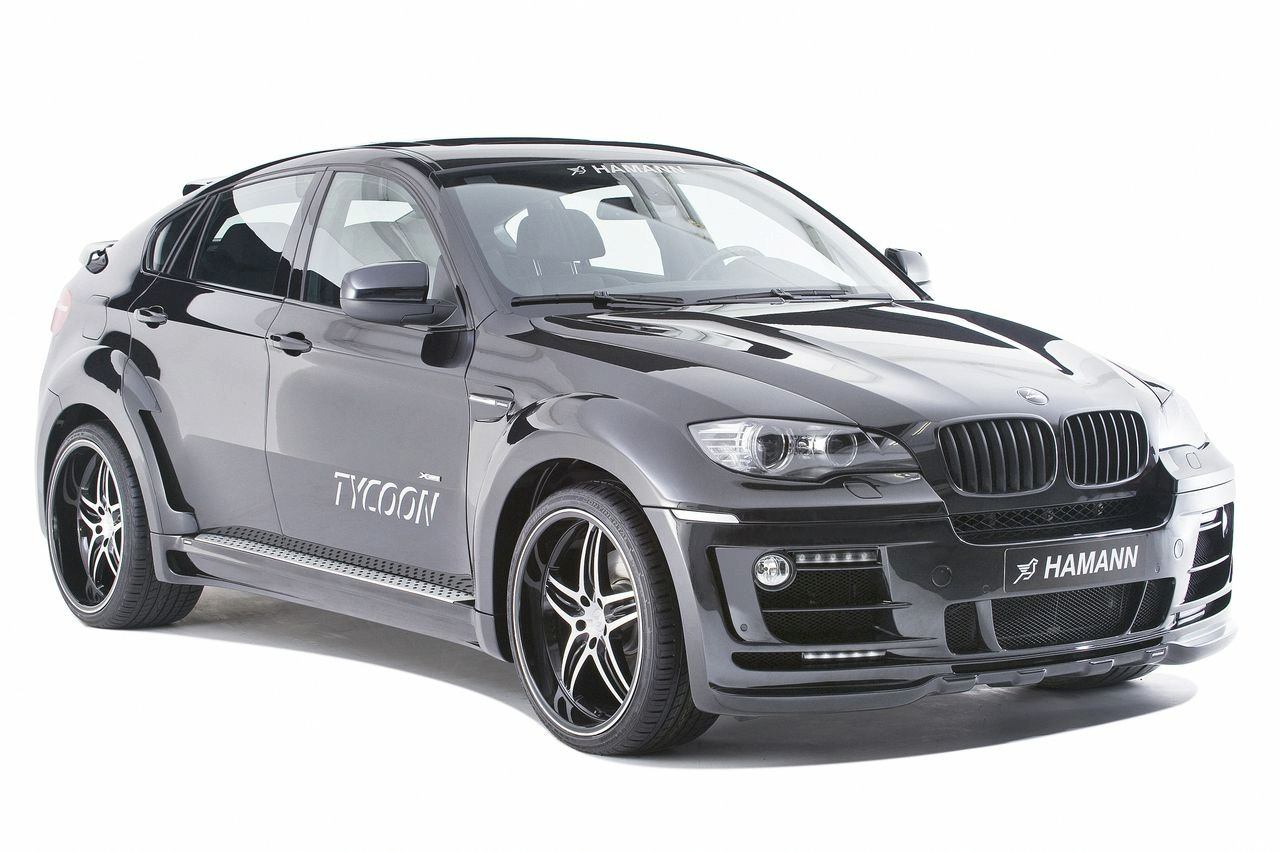 BMW X6 Hamann - huge collection of cars, auto news and reviews, car vitals,
