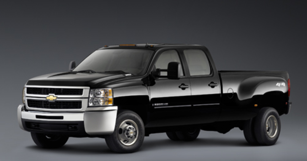 Chevrolet Silverado 3500 Heavy Duty