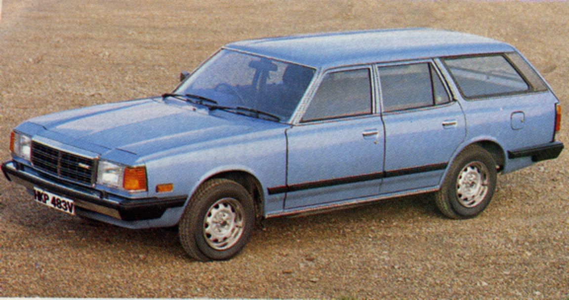 Mazda 929. Mazda 929. Image Source: Toyo Kogyo Co. Ltd.