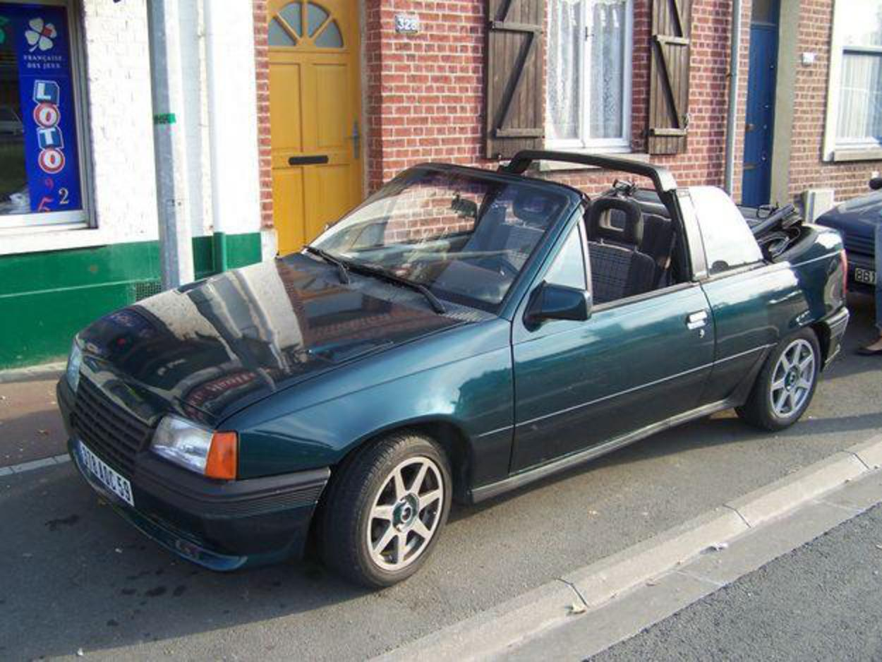 Opel Kadett Cabriolet. View Download Wallpaper. 625x469. Comments