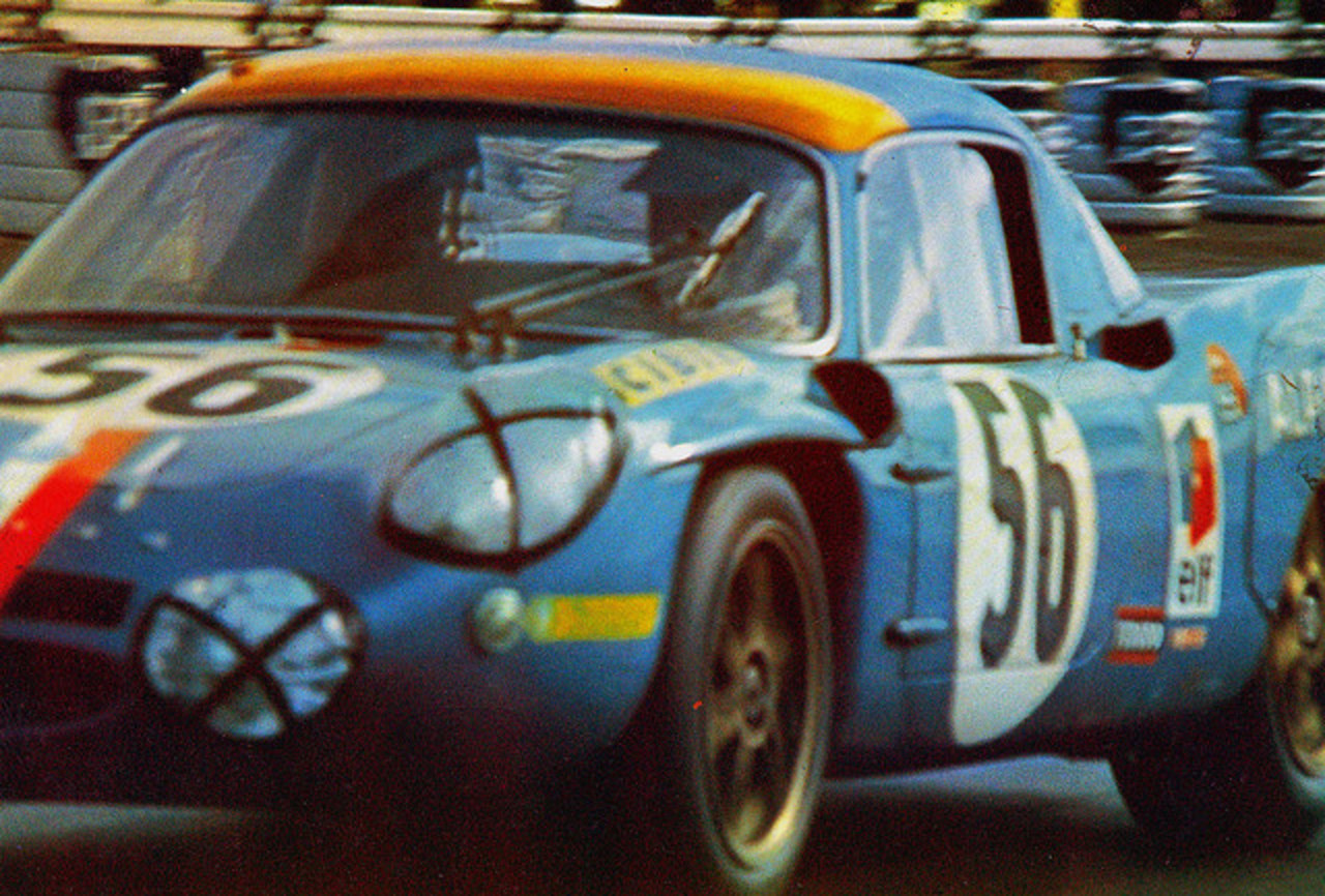 ALPINE A210 (Pub ELF-recto) | Flickr - Photo Sharing!