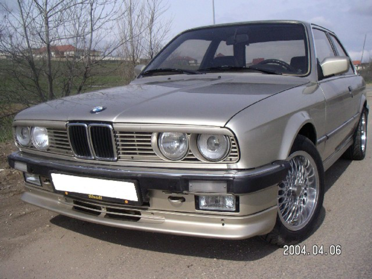 BMW 327i turbo