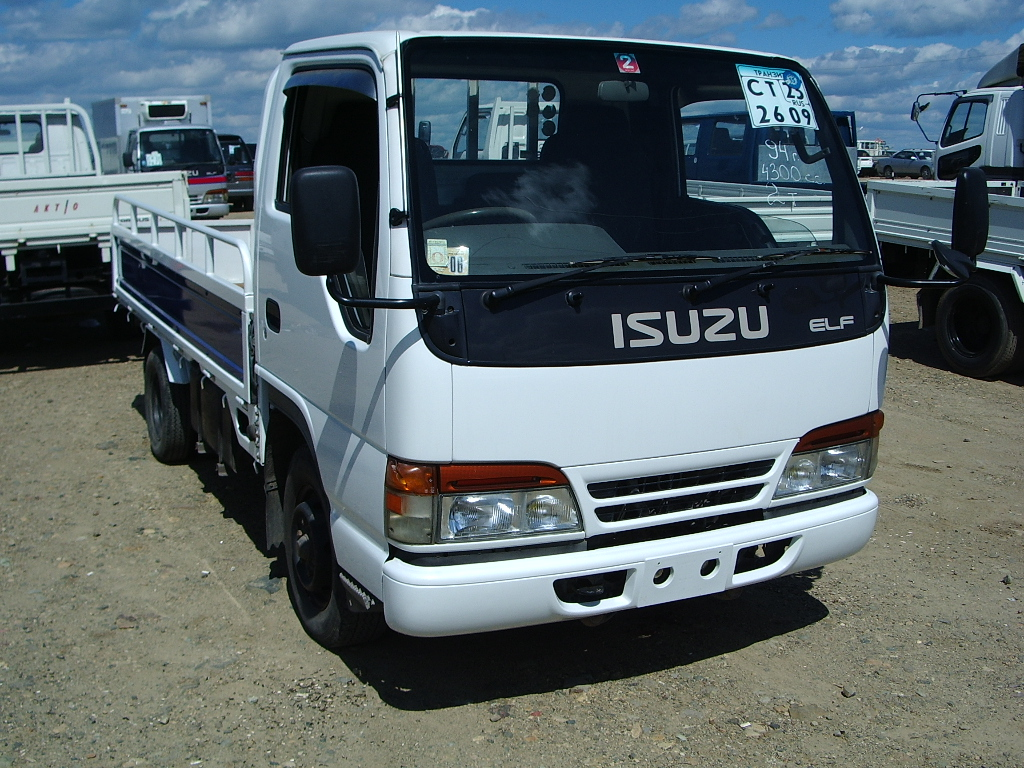 Topworldauto  U0026gt  U0026gt  Photos Of Isuzu Elf
