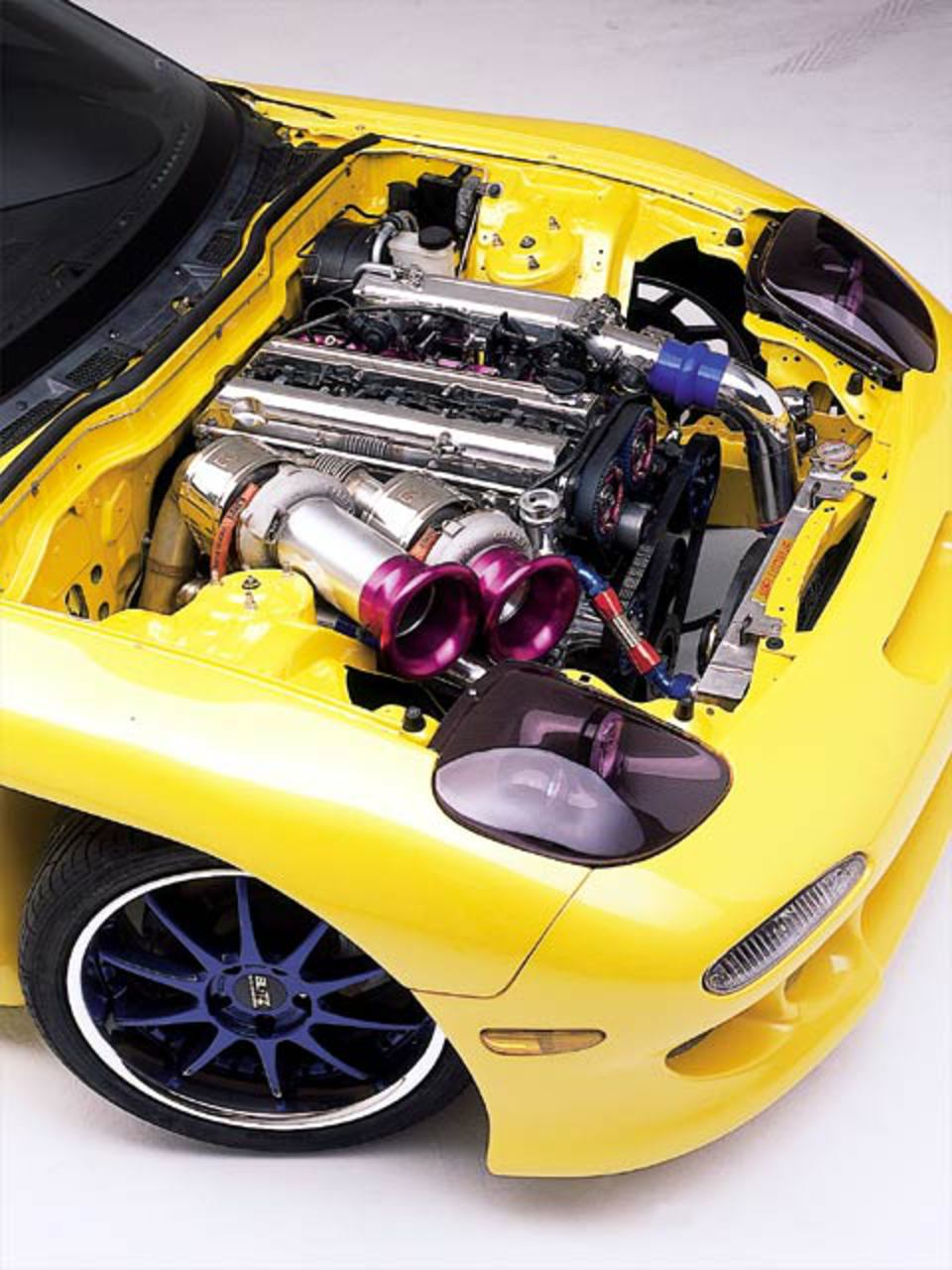 Mazda RX-7 Twin Turbo. View Download Wallpaper. 480x640. Comments