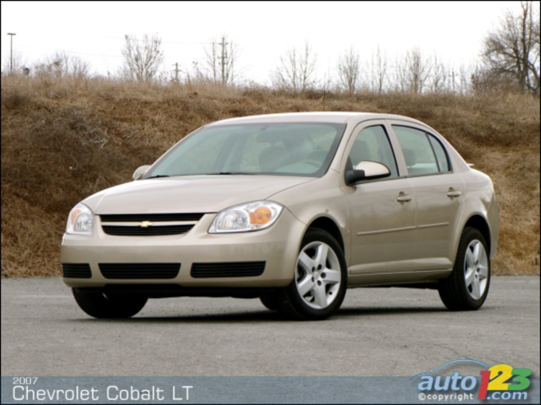 2007 Chevrolet Cobalt LT Road Test