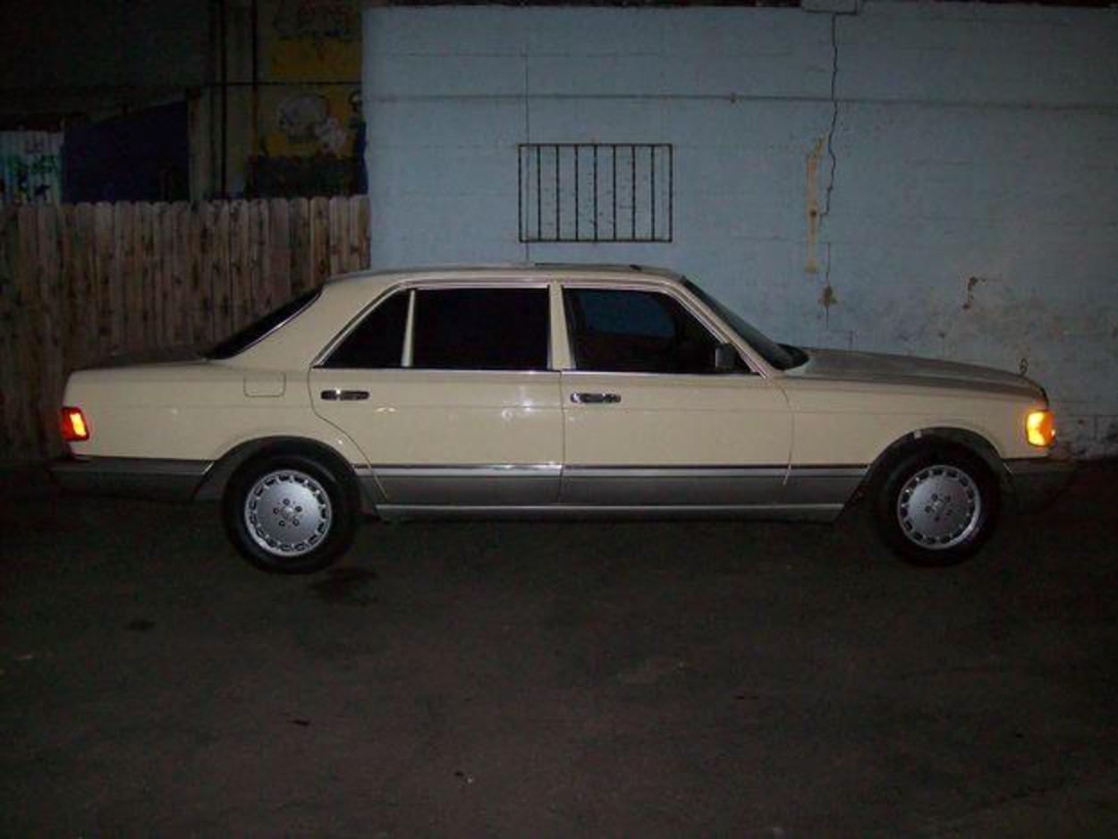 Topworldauto photos of mercedes benz 420 sel photo for 1986 mercedes benz 420 sel