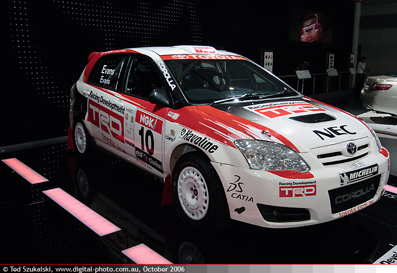 Toyota Corolla Rally. View Download Wallpaper. 800x550. Comments