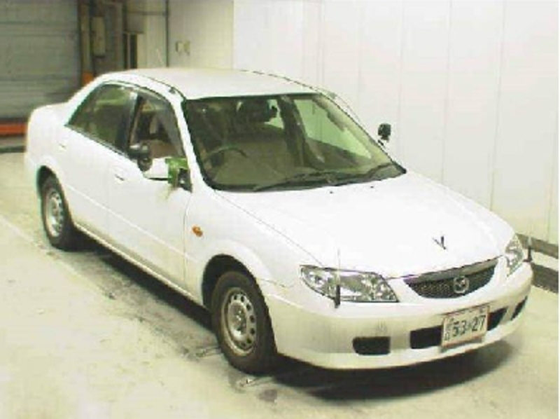MAZDA Familia LS Used Car | Buy Familia in Kenya | Kenya Car dealer | Buy