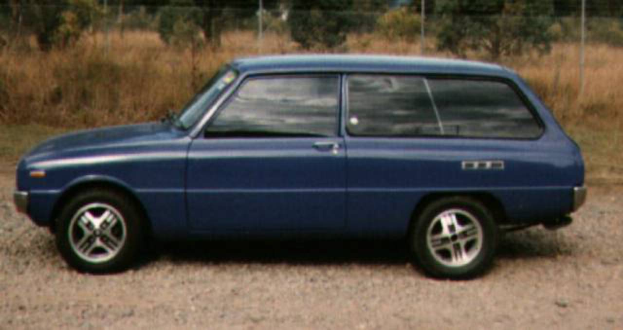 Mazda 1300 Wagon. View Download Wallpaper. 640x339. Comments