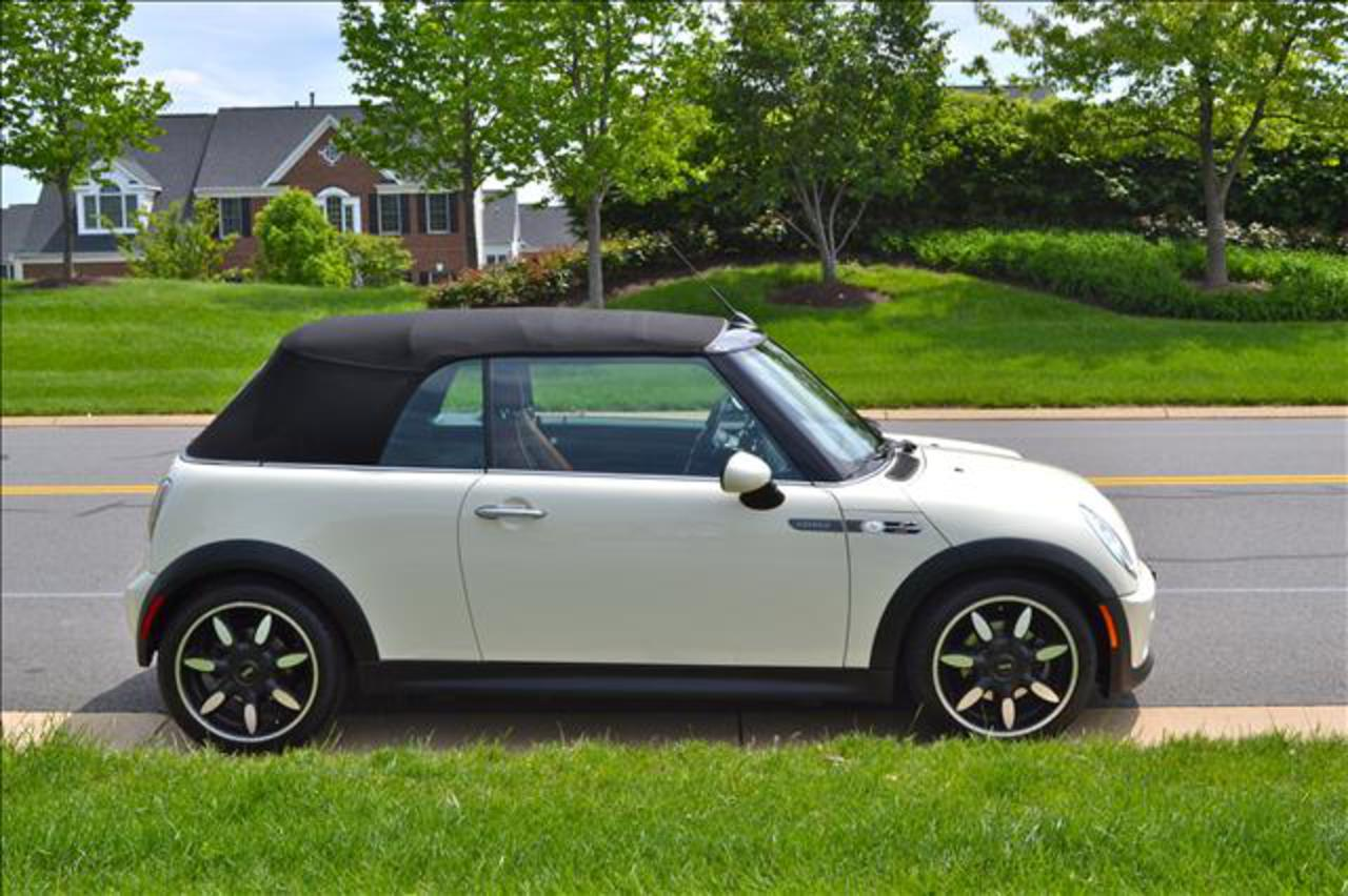 "2007 Mini Cooper S ""SIDEWALK PACKAGE"""" For Sale In Chantilly VA ..."