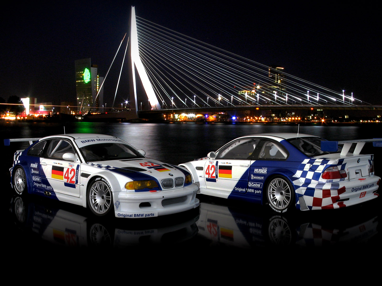 Advertisement: Description: BMW M3 GTR Wallpapers is Wallapers for pc