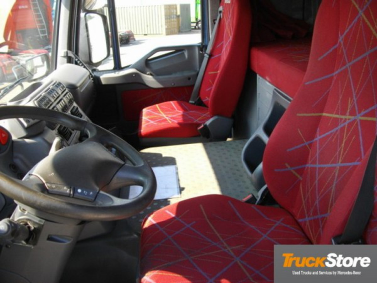 IVECO 360, Loose superstructure, Trucks and Trailers